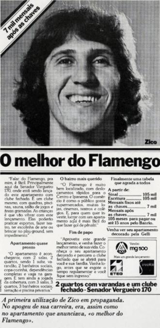 O melhor do Flamengo (Zico)