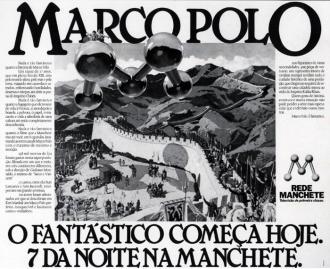 Marco Pólo - O Fantástico começa...