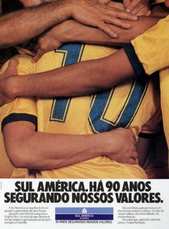 Camisa 10 (abraço)